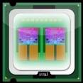 Logiciels en rapport  processeur et mémoire vive Cpu10