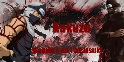 mes creation Kakuzu10