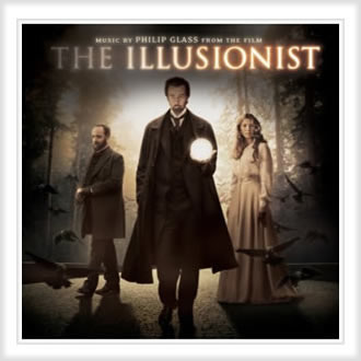 The Illusionist - Soundtrack Coverj10