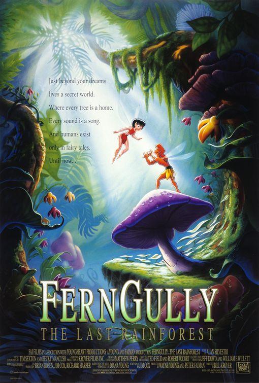 FERNGULLY, THE LAST RAINFOREST - 1992 - Ferngu10