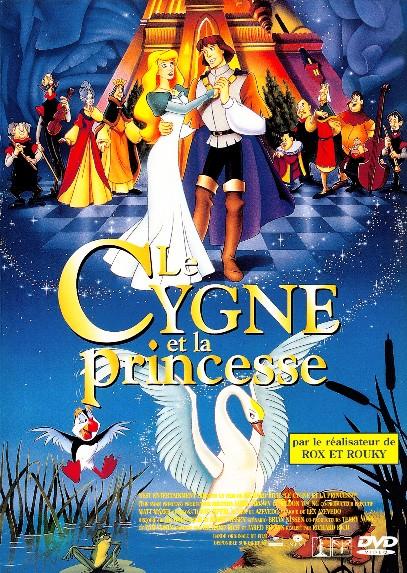 Le Cygne et la Princesse [Columbia - 1994] Theswa10