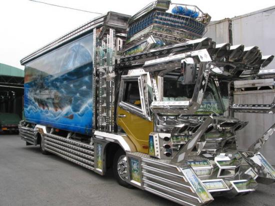 tres   beaux  camions   60056610