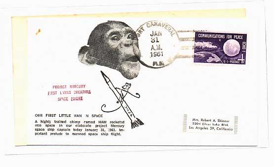 Ham un chimpanzé dans l'espace 2000_m10