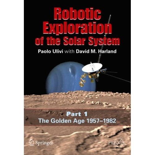 "Livres :"" Robotic exploration of the solar system"" 51fn9810"