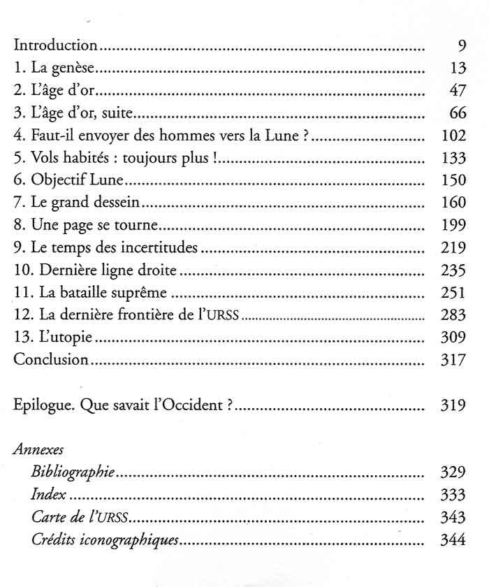 """Livre : """"De Spoutnik à la Lune"""" de Pierre Baland De_spo12"""