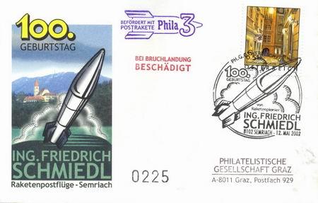 Fusées postales Schmie11