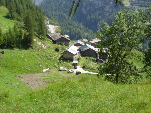 Nazonde, ancien hameau de Tignes Dsc02221