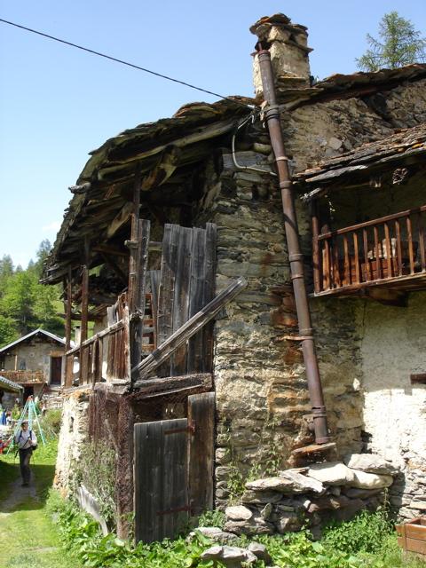 Nazonde, ancien hameau de Tignes Dsc02222