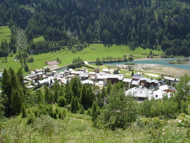 Nazonde, ancien hameau de Tignes Dsc02224