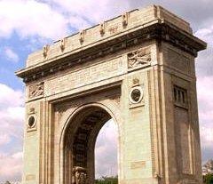 Arcul de triumf de Bucarest spécial Gyruss (Trouvé) Triomp10