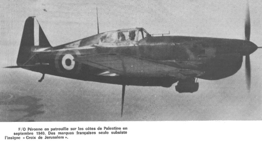 Morane Saulnier MS 406 Ms-40611