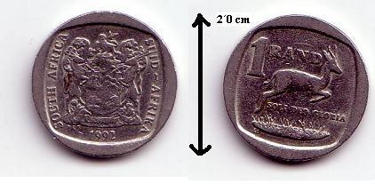 Monedas de Sudafrica Sudafr11