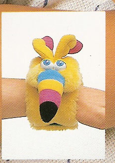 [WATCHIMAL] bracelet montre en peluche Toucan10