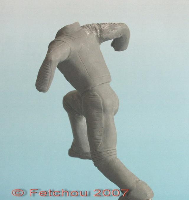 WOLVERINE ALIAS HUGUES JACKMAN - CREATION 120MM 210