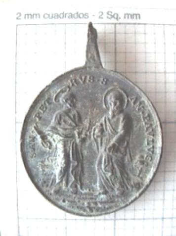 S. Pedro / Puerta Santa - s. XVIII - Jubileo 1725 - Página 2 170013