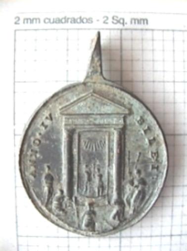 S. Pedro / Puerta Santa - s. XVIII - Jubileo 1725 - Página 2 170015