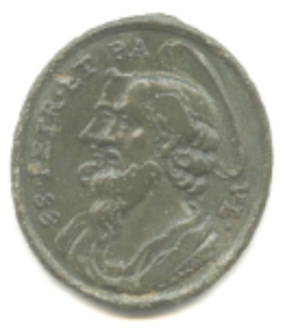 S. Pedro / Puerta Santa - s. XVIII - Jubileo 1725 - Página 2 170017