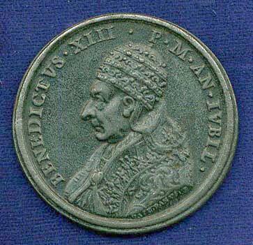 S. Pedro / Puerta Santa - s. XVIII - Jubileo 1725 - Página 2 172510