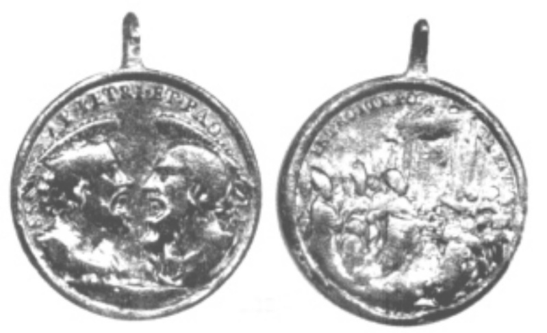 S. Pedro / Puerta Santa - s. XVIII - Jubileo 1725 - Página 2 175010