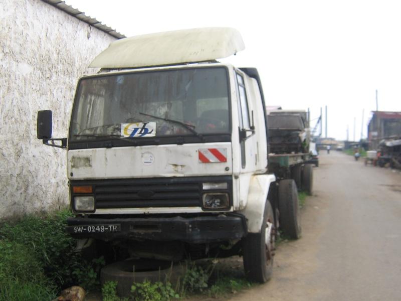 le métier de camionneur en Afrique ? Dubois15