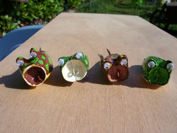 realisation d'un popper grenouille ...3 me PARTIE Dossie81
