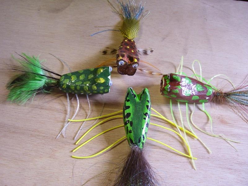 realisation d'un popper grenouille ...3 me PARTIE Dossie86