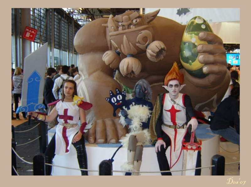 Japan Expo et Ankama Cospla10