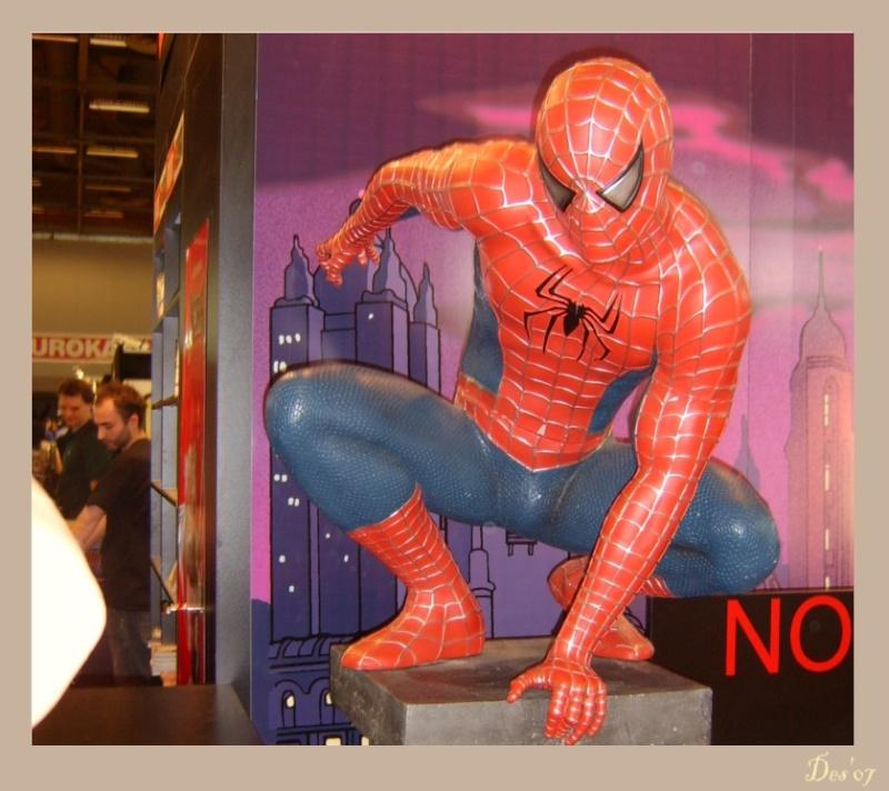 Japan Expo et Ankama Spider10
