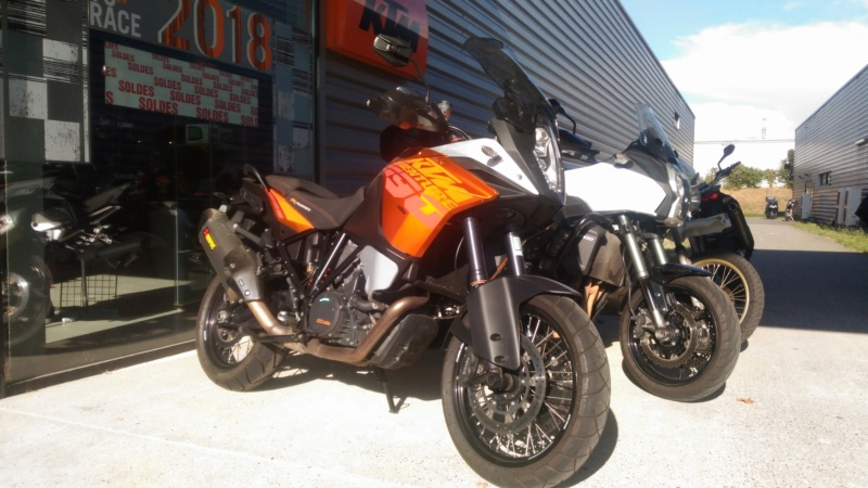 [Break SR-31] -> [Break 406 2.2 16s] + [KTM 1190 Adventure] Le garage de GG ;-) - Page 4 P_201810