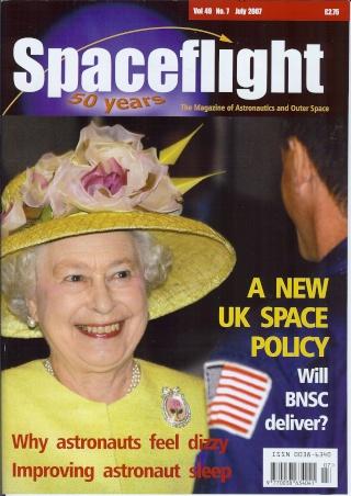 Spaceflight 49/7 de Juillet 2007 07-01-10