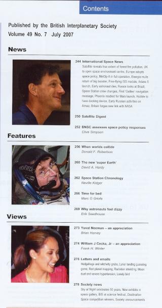 Spaceflight 49/7 de Juillet 2007 07-01-11