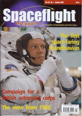 Spaceflight 49/1 de Janvier 2007 07-09-10