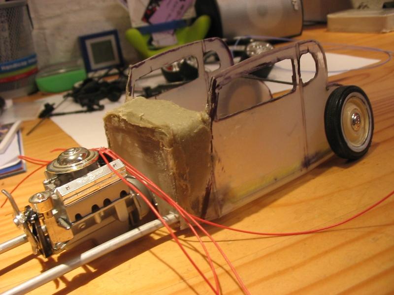 Hot Rod 1/18 Fabrication Maison Img_7413