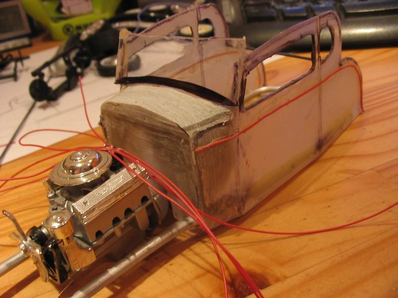 Hot Rod 1/18 Fabrication Maison Img_7511