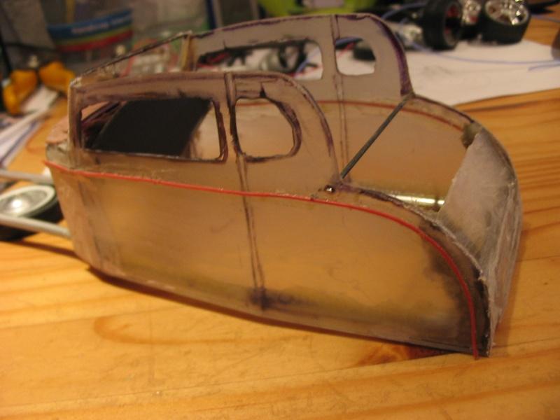 Hot Rod 1/18 Fabrication Maison Img_7516