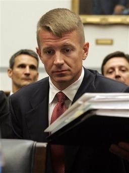 Blackwater : l'affaire qui embarrasse la Maison Blanche ... Erik_p10