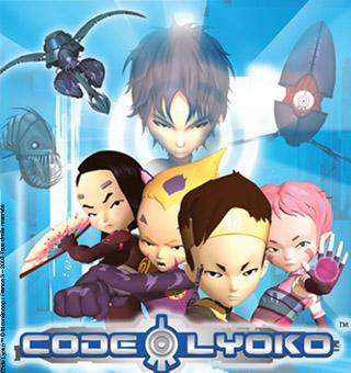 Code lyoko xana
