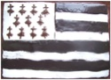 drapeau breton , triskel , musique et art abstrait ! Drapea10