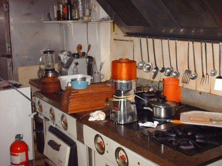 the kitchen Hpim4341