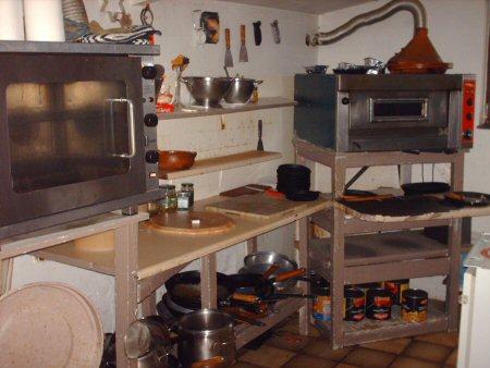 the kitchen Hpim4342