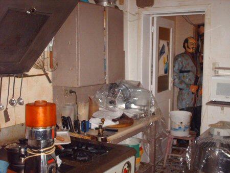 the kitchen Hpim4343