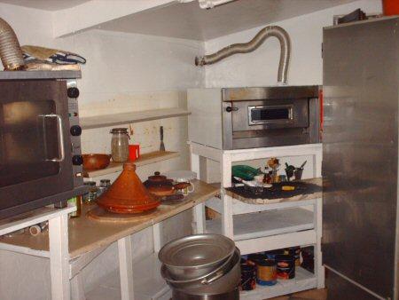 the kitchen Hpim4415
