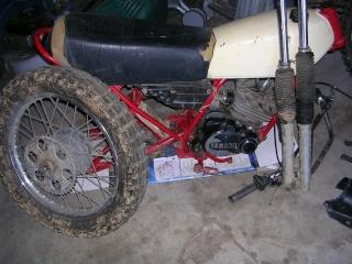 DTMX 125 cc MEMBRES : Personnalisées Dscn0810