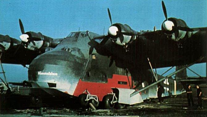 Planeurs géants allemands - Ju-322, Me-321 & 323 - Page 2 Me323i10