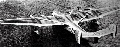 Hydravions Potez-CAMS 160 & 161 Transatlantique Scan1013