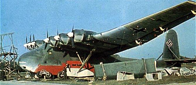 Planeurs géants allemands - Ju-322, Me-321 & 323 - Page 2 Ww2air10