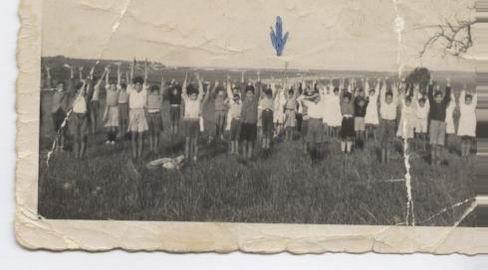 PAPA MAMAN ET MES ONCLES ECOLE YOUDA HALEVY, LARACHE Larach10