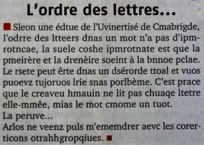 orthographe Orthog10
