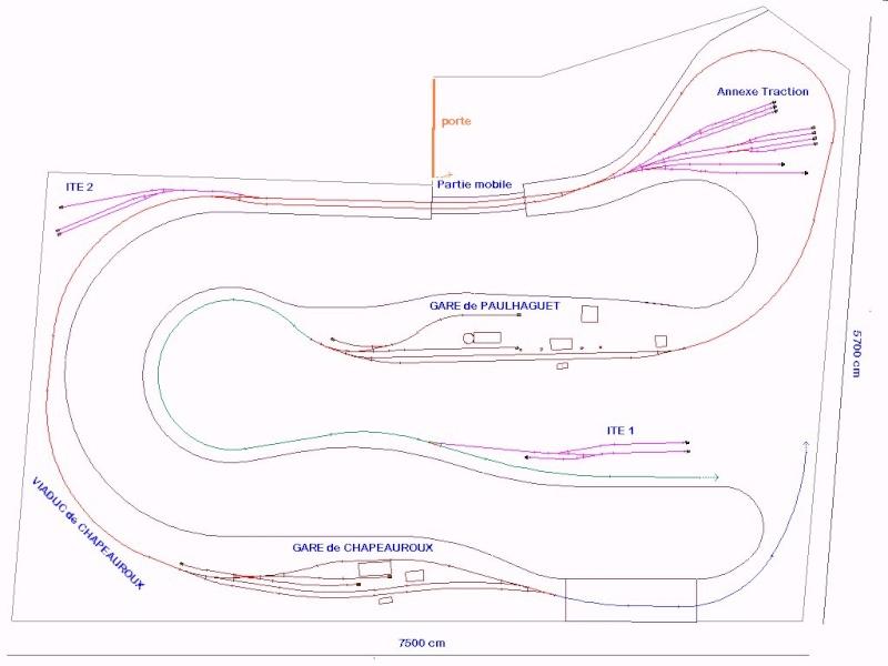 """mon réseau : """"Les rails du Haut-Allier"""" Partie10"""