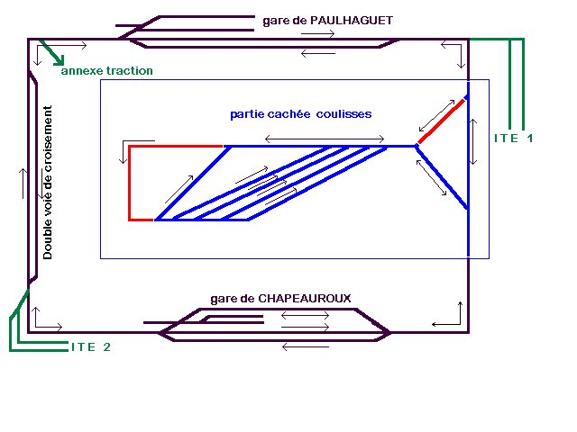 """mon réseau : """"Les rails du Haut-Allier"""" Schema10"""